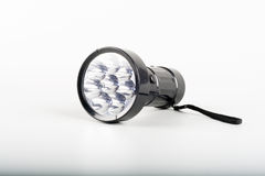 An LED Flashlight torch Stock Photography