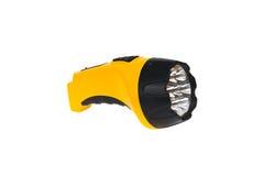 The led flashlight Royalty Free Stock Photography