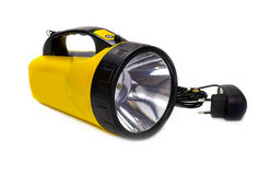 LED Flashlight Stock Images