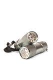 LED flashlights Stock Photos