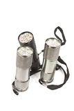 LED flashlights Royalty Free Stock Photos