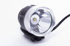 LED flashlihgt. Stock Photo