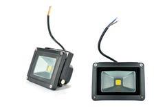 LED flood light Stock Image