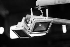 LED-Flutlicht, Innenlampe Lizenzfreie Stockfotografie