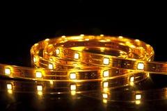 LED garland Royalty Free Stock Image