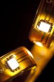 LED-Girlande Lizenzfreies Stockbild