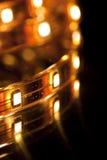 LED-Girlande Lizenzfreies Stockfoto
