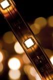 LED-Girlande Lizenzfreie Stockfotografie