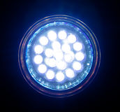 Led lamp Stock Photography
