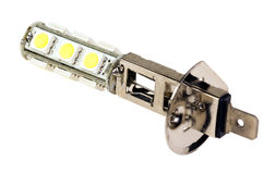 Led lamp for auto Royalty Free Stock Image