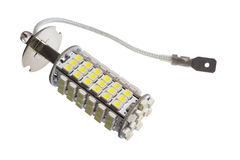 Led lamp for auto Royalty Free Stock Photography