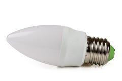 Led lamp bulb isolated on white background Royalty Free Stock Photo
