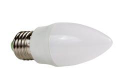 Led lamp bulb isolated on white background Royalty Free Stock Photos
