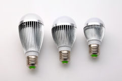 Led lamp Bulb Royalty Free Stock Images