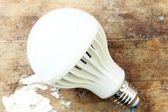 Led lamp Stock Photography