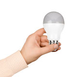 LED lamp Stock Image