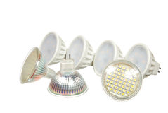 Led lamp Stock Images