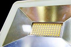 LED lamp of lantern Stock Images