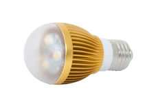 LED lamp. Light bulb Royalty Free Stock Photo