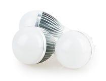 Led lamp light bulb Royalty Free Stock Photo