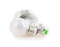 Led lamp light bulb Royalty Free Stock Photos