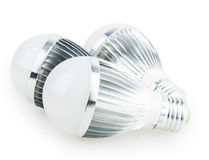 Led lamp light bulb Royalty Free Stock Photography
