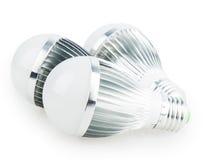 Led lamp light bulb Royalty Free Stock Photography