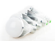 Led lamp light bulb Stock Photography