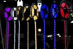 Led lamp strip Stock Image