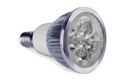 LED lamp. On a white background Stock Image