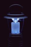 LED-Lampe für touristisches Zelt Lizenzfreies Stockfoto