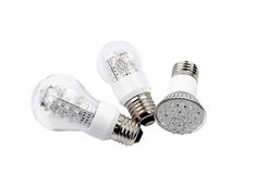 LED lamps Stock Images