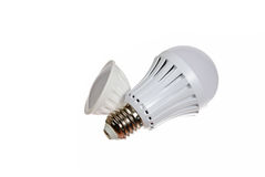 Led lamps Royalty Free Stock Photo
