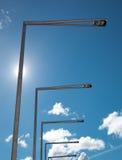 Street lights LED Stock Photography