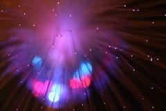 LED-Leuchten Stockfotos