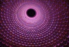 LED-Lichtshow Lizenzfreies Stockbild