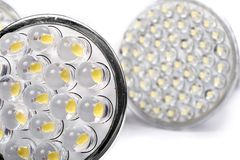 Led Light Royalty Free Stock Photo