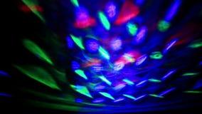 LED Light ball. stock video
