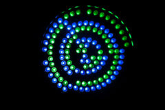 Free Led Light Bulb Royalty Free Stock Photography - 21142567