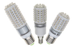 Led light bulb Stock Image