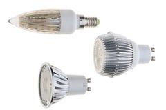 Led light bulb Stock Photo