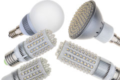 LED light bulb Stock Photography
