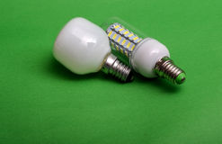 Led light bulb,clean energy concept, environment, Stock Photo