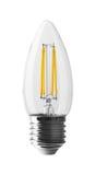 LED light bulb (lamp) Stock Image