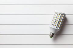 LED light bulb Royalty Free Stock Images