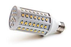 LED light bulb. On white background Royalty Free Stock Photo