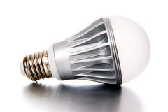 LED light bulb Stock Photo