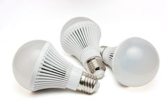 LED light bulbs. Royalty Free Stock Photos