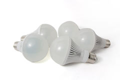 LED light bulbs. Royalty Free Stock Photography
