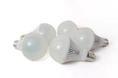 LED light bulbs. Royalty Free Stock Photography